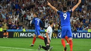Antoine Griezmann Germany Deutschland Frankreich France EC EM 07072016