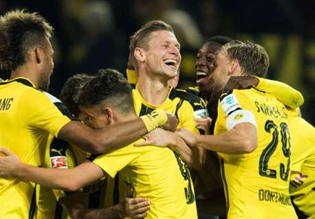 Borussia Dortmund verslaat Freiburg