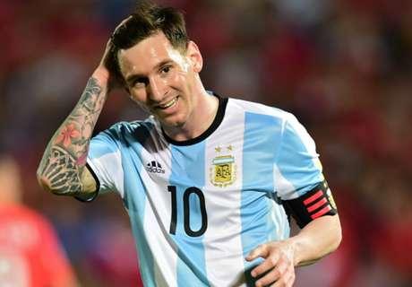 Argentina lidera ranking da Fifa