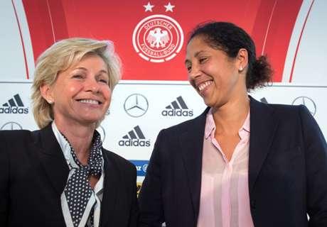 DFB-Frauen prüfen Olympiaform