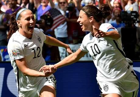 EUA vence Copa do Mundo feminina