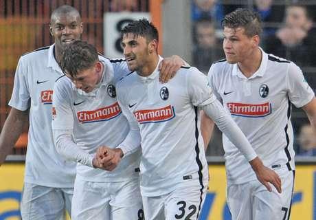 2. Liga: SCF und Leipzig vor Aufstieg