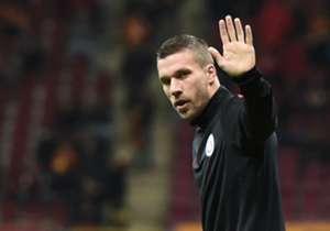 Lukas Podolski erzielte bisher zehn Treffer in 24 Pflichtspielen