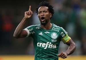 Ze Roberto spielt seit 2015 für Palmeiras