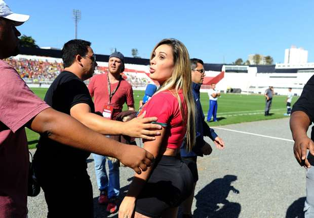 Ronaldo-Fan Andressa Urach