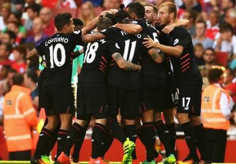 Liverpool y Dortmund se une al PES