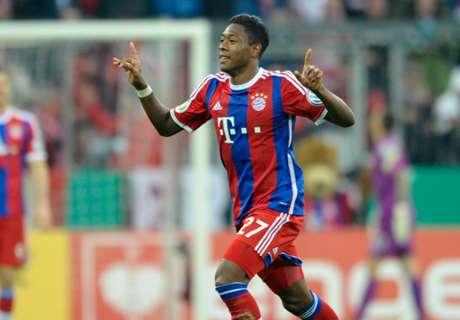 Ratings: Bayern 2-0 Braunschweig
