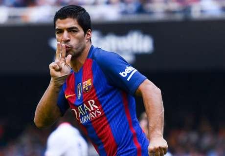 Luis Suárez: La renovación con el Barça va bien