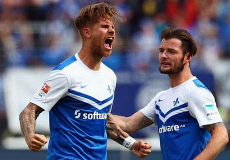 Darmstadt folgt FCI, Lautern trauert