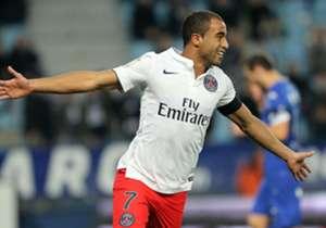 10 - LUCAS | Temporada: 2012-13 - PSG - 40 milhões de Euros