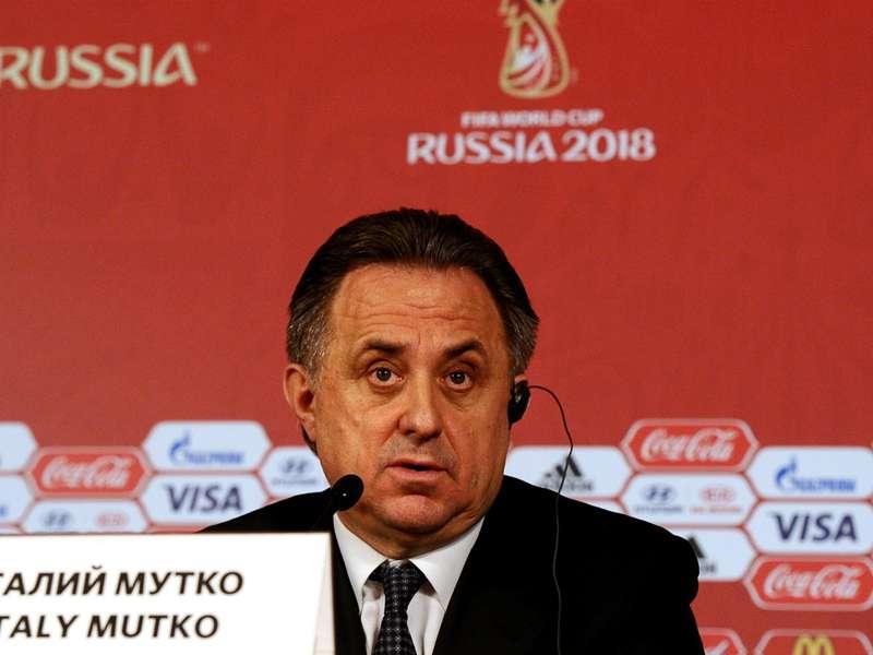 Russland streitet Absprachen vor WM-Vergabe 2018 ab