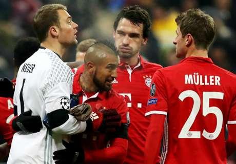 Bayern gelingt kleine Revanche