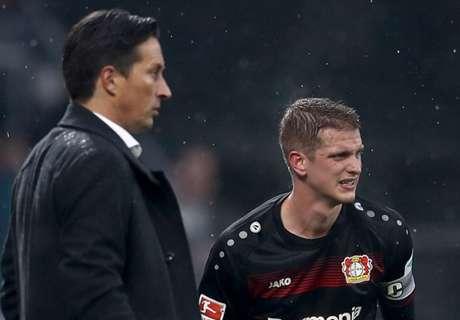 Leverkusen weiter ohne Bender?