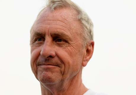 Cruyff upbeat over cancer treatment