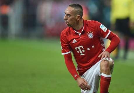 Bayern: Ribery gibt sein Comeback!