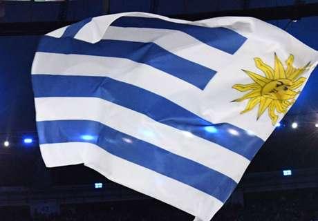 Europäer hinter Uruguayer Ardaiz her