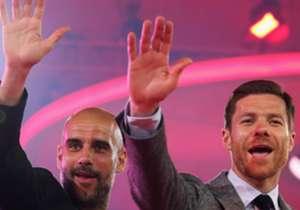 Pep Guardiola wechselte im Sommer von München nach Manchester