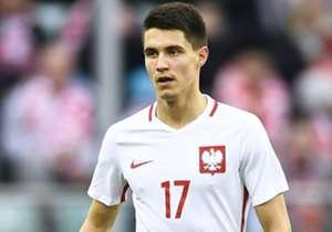 Bartosz Kapustka spielte bislang 11-mal für Polen