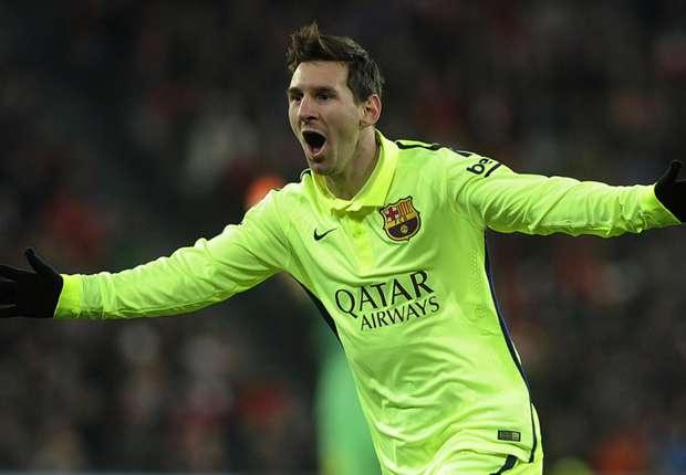 Eröffnete Barcelonas Torreigen gegen Bilbao: Lionel Messi