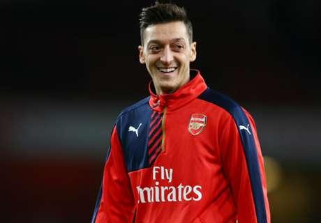 Özil bald mit Mega-Vertrag bei Arsenal?