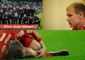 Das Drama um Nationalspieler Holger Badstuber nimmt kein Ende: Am Samstag zog sich der 26 Jahre alte Pechvogel von Bayern München die fünfte schwere Verletzung seit Dezember 2012 zu. Sollte er - wie erhofft - zum Saisonstart 2016/17 fit werden, könnte ...