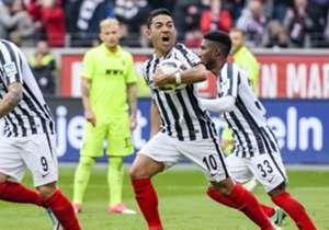 MARCO FABIAN | Mittelfeld | EINTRACHT FRANKFURT - FC Augsburg 3:1