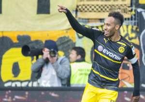 1. Pierre-Emerick Aubameyang (Borussia Dortmund) | Coefficente 2 | Reti 15 | 30 punti