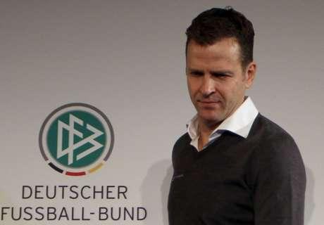 Länderspiel-Zoff: Bierhoff kontert KHR