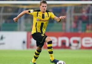 Matthias Ginter wechselte 2014 vom SC Freiburg zu Borussia Dortmund