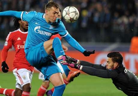 Benfica sigue a Joel Pereira
