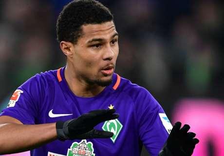 Werder-Boss trauert Gnabry hinterher