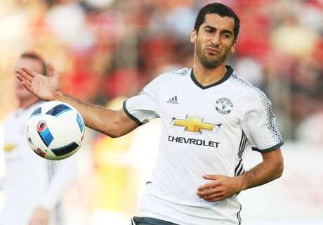 United: Mkhitaryan will sich durchbeißen