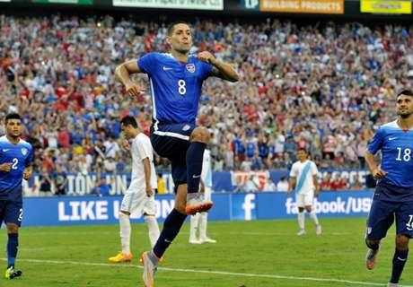 US-Team schießt sich für Gold Cup warm