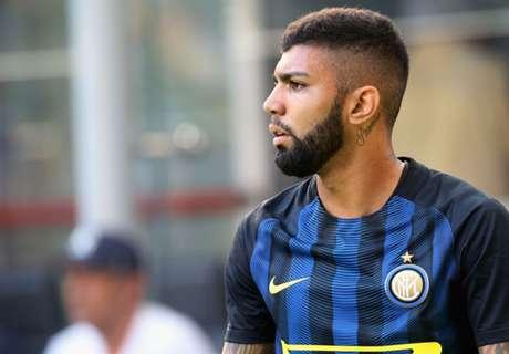 Gabigol unzufrieden in Mailand