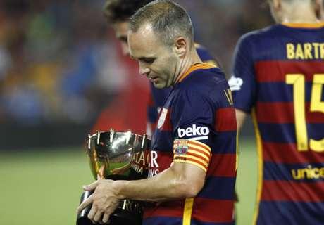 Barca-Gegner für Traditionsspiel steht