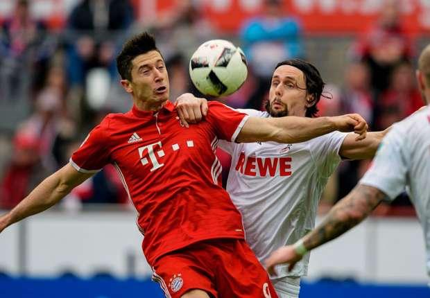 Cologne - Bayern Munich (0-3), les Bavarois évitent le piège