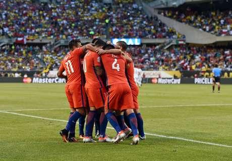 Copa America: Chile im Finale