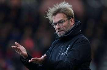 Jurgen Klopp & Skuat Liverpool Hadir Di Camp Nou
