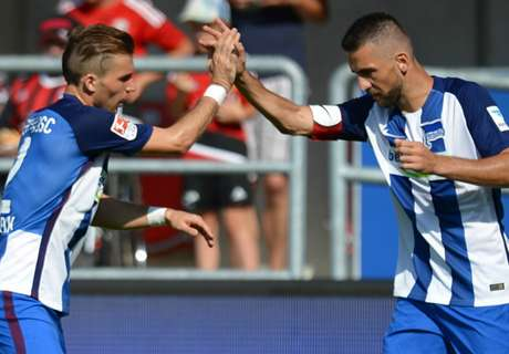 REVIEW: Hertha Buntuti Bayern Munich