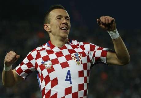 Perisic trifft für Kroatien
