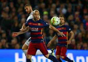 El partido entre Barcelona y Real Madrid no podrá contar por ahora con estos jugadores por lesión y por decisión técnica.