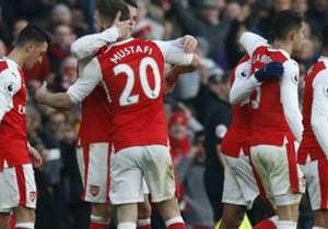 6. Arsenal, 279M€