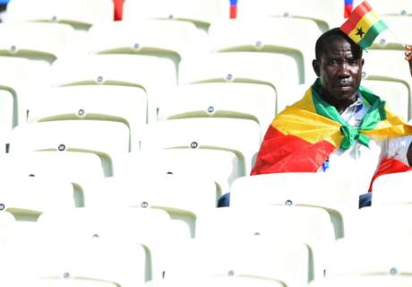 Ghana: Präsi will