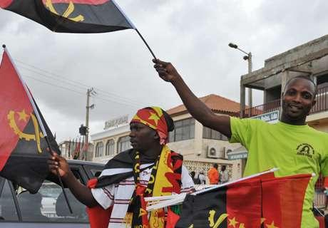 Angola entlässt Nationaltrainer
