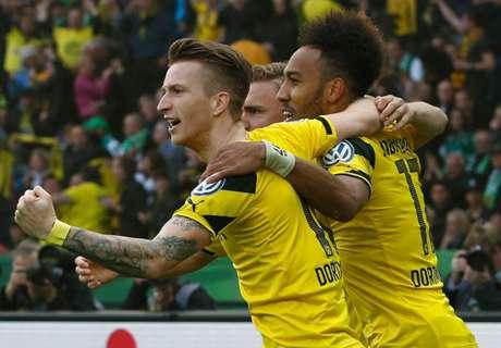 Dortmund Istirahatkan Reus & Auba