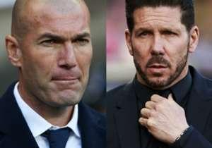Zinedine Zidane oder Diego Simeone? Wer darf sich die europäische Trainer-Krone aufsetzen? Von Udo Lattek über Johan Cruyff bis zu Roberto Di Matteo hat <strong>Goal</strong> alle Vorgänger zusammengestellt.