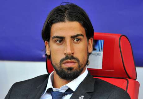 Adios! Khedira confirms Real Madrid exit