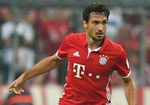 Mats Hummels unterschrieb bei Bayern München einen bis 2021 datierten Vertrag