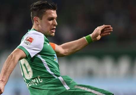 SVW: Junuzovic fehlt gegen Bayer 04