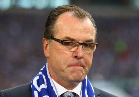 Krach auf Schalke
